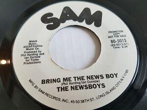 THE-NEWSBOYS-Bring-Me-The-News-Boy-Alternatives-1980-PROMO-Synth-Pop-7-034