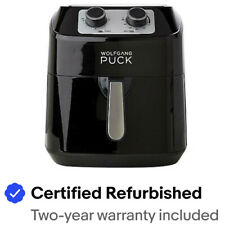 Wolfgang Puck 9-Quart 1700-Watt Air Fryer-Certified Refurbished