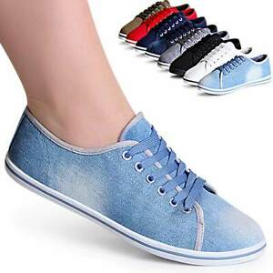 Industrieux Chaussures Femmes Sneaker Baskets Mocassins Chaussures Loisirs Basic Trendy-afficher Le Titre D'origine