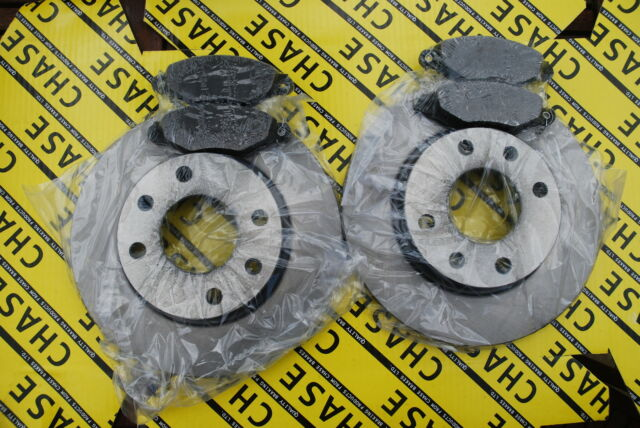 Peugeot 306 1.1, 1.4 97-01, Non ABS, Front Brake Discs And Pads