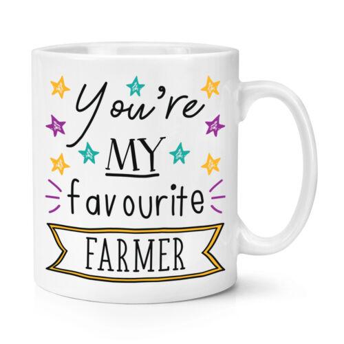 environ 283.49 g Tasse-Drôle Best Vous êtes mon préféré FARMER stars 10 oz