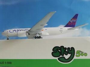 1-500-Sky500-Thai-Cargo-B777F-plus-Herpa-Wings-Kataloge-RARE