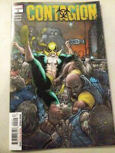 Marvel Comics Contagion #2 2019 NM