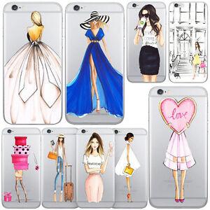 Fashion-Case-Cover-Fuer-iPhone-6-6S-Plus-5S-SE-iPhone-7-7-Plus-Handy-Schutz-Huelle