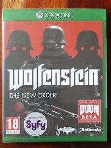 Wolfenstein - The New Order - Xbox One Neuf