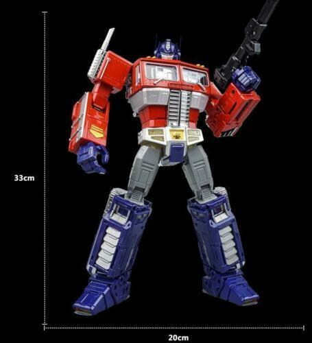 IN STOCK!!!WJ MPP10 MP10 Optimus Prime Oversized 13/'/' G1 Action Figure
