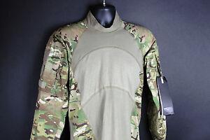 501027e503bc New USGI Genuine Issue Massif OCP Multicam Army Combat Shirt Flame ...