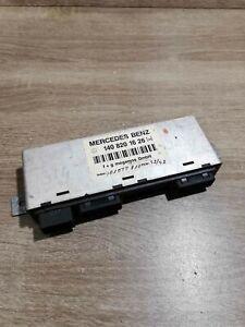 Mercedes-Benz-CLASSE-S-W140-1408201626-Central-Verrouillage-amp-Alarme-Module