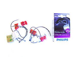 Philips Canbus Control Unit Sistema cancellazione avvisi LED 12V 5W CEA5W Twin