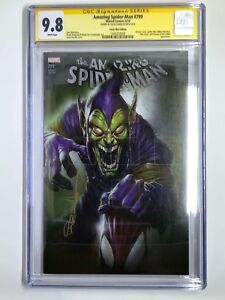 Marvel-039-s-Amazing-Spider-Man-799-Parillio-Variant-Signed-CGC-9-8