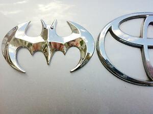3D-Glossy-Metal-Bat-Man-Personalised-Funny-Car-Sticker-Graphic-Decal-Vinyl