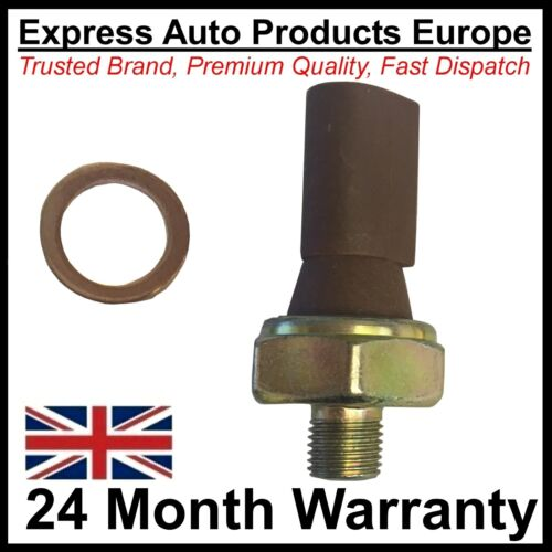 Oil Pressure Switch BROWN 0.55 to 0.85bar VW AUDI 038919081C 038919081D