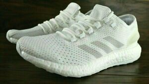 0b7f30ae1da6e ADIDAS PURE BOOST CLIMA RUNNING SHOES WHITE BY8897 PUREBOOST NEW ...