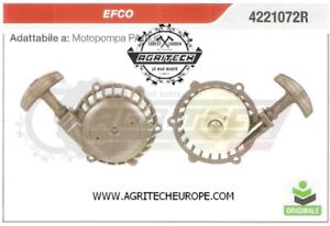 4221072R  CARTER AVVIAMENTO COMPLETI AVVIATORE MOTOPOMPA EFCO PA1030 ORIGINALE