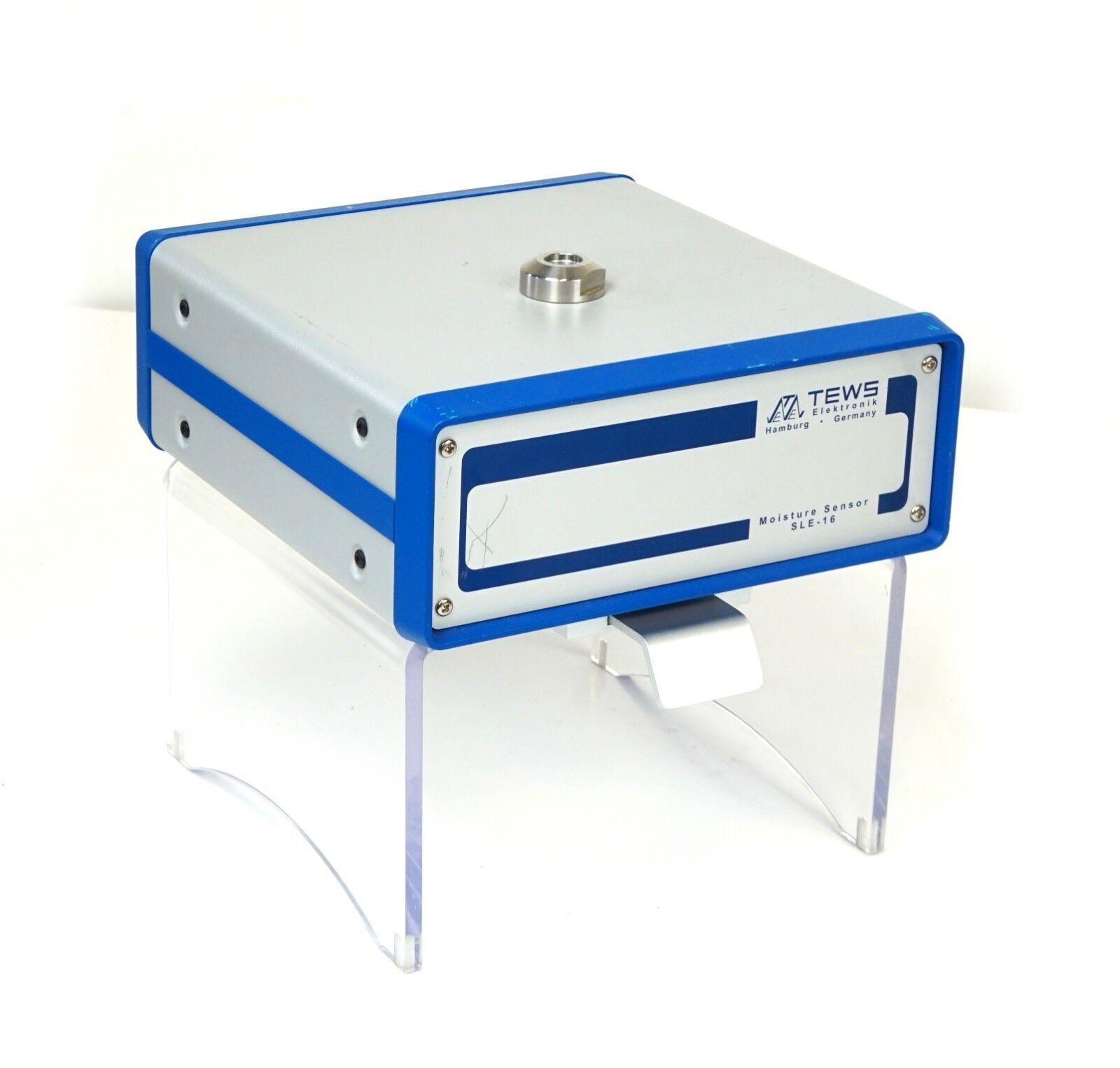 Tews Microwave Sensor