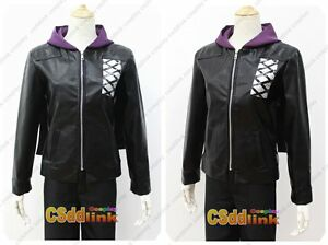 Details about Tokyo Ghoul Ayato Kirishima Cosplay Costume Only Jacket black