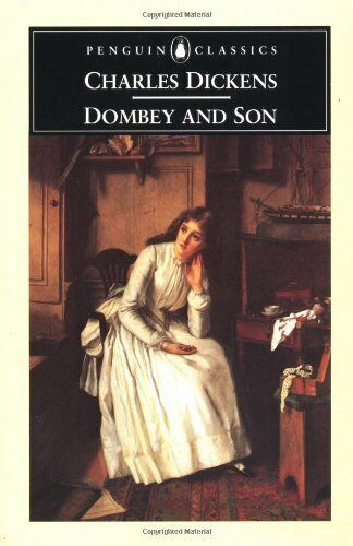 Dombey and Son (English Library),Charles Dickens, Peter Fairclough, Hablot Knig
