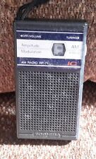 Toshiba PP-71 AM Transistor Radio
