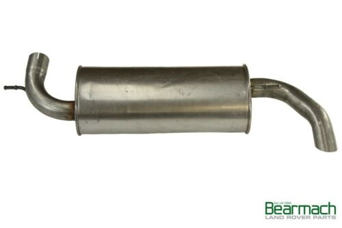 Land Rover Rear Exhaust Silencer Part# WCG000032