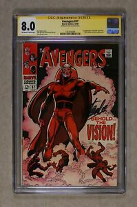 Avengers-1963-1st-Series-57-CGC-8-0-SS-Stan-Lee-1323110009