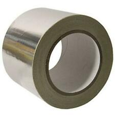 Aluminium Foil Tape 2 5cm X 50m Length High Temperature Resistant Hydro Ducting