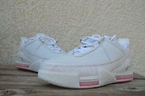 8d50c64f31b Nike Lebron 2 II Low Gloria Sample Pink WTT PE 310845 111 05 Rare ...