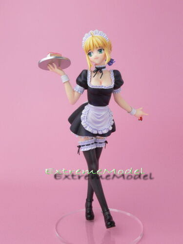 Unpainted ResinKit Fate Hollow Ataraxia Details about  /1//6 Saber Maid Cosplay Cafe/' Version