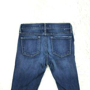 Flying-Monkey-Platinum-Women-Jeans-Distressed-Skinny-Size-26-X-26-Inseam-F2
