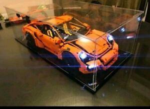 LED-Licht-Light-KIT-fuer-LEGO-Porsche-911-GT3-RS-42056-neu-inkl-Box