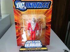 """DC Universe Justice League Unlimited NEGATIVE MAN Figure DCU JLU Fan 3.75"""""""