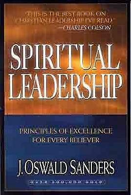 Commitment to spiritual growth series: Spiritual leadership by J. Oswald