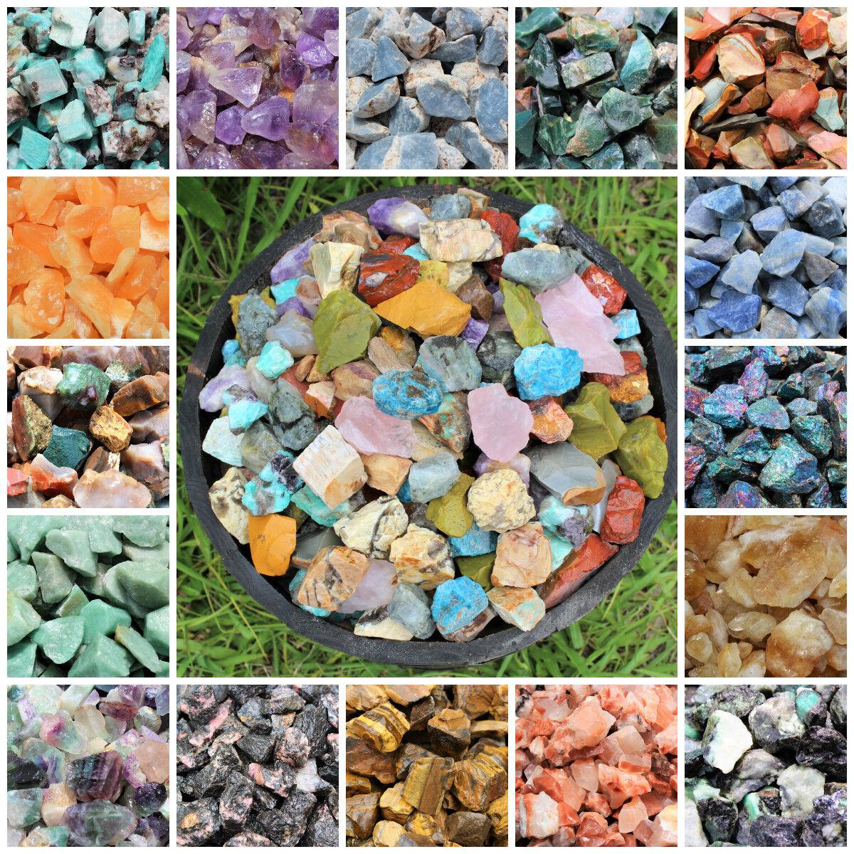 Pierres naturelles brutes: Choisissez le type (spécimen de cristal de reiki de pierres précieuses) LISTE A