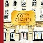 Library of Luminaries: Coco Chanel: An Illustrated Biography by Zena Alkayat (Hardback, 2016)