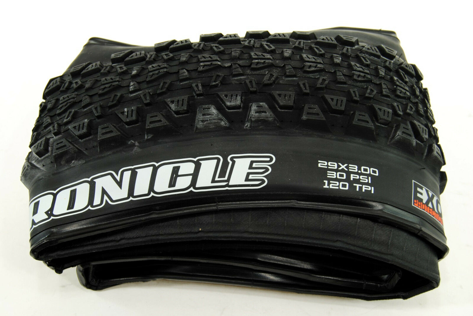 Maxxis Chronicle 29+ 29er MTB Tire 29 x 3.0  Dual Compound EXO Tubeless Ready  new style