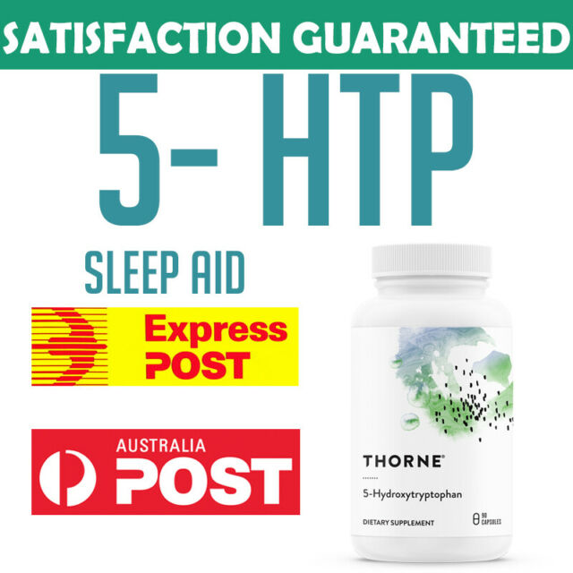 Thorne Research 5-Hydroxytryptophan 5 HTP 5-HTP Onnit New Mood Sleep Aid JRE