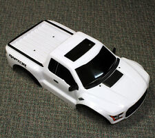 NEW Traxxas Ford Raptor Body, White, Painted, Heavy Duty TRA5826X Slash