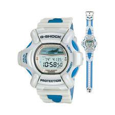 NEW Casio G-Shock '99 RISEMAN XTREME TERJE HAAKONSEN DW9100BD-2 White/Blue Watch