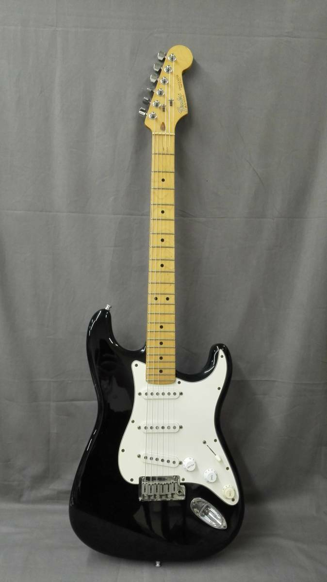 Guitar FenderUSA Stratocaster beutiful rare useful EMS F S
