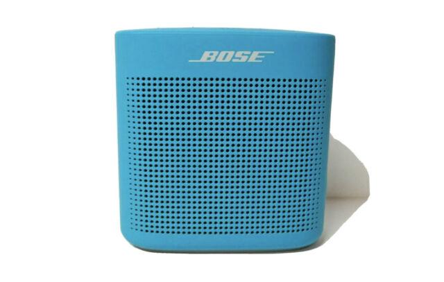 Bose Soundlink Color II 2 Wireless Bluetooth Speaker - Aqua Blue