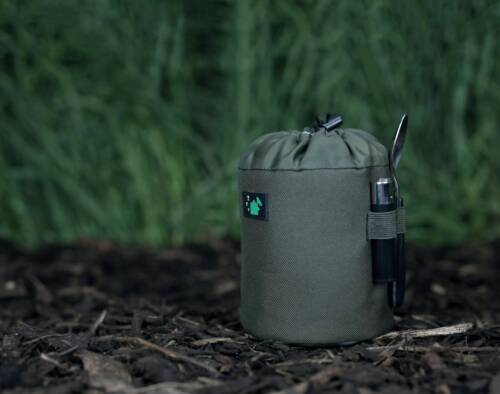 NEW Thinking Anglers Gas Stove Pouch *FREE POST*