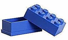LEGO® Mini Aufbewahrungsbox box 8er blau NEU
