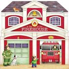 A Day at the Firehouse by Laura Rigo, Giovanni Caviezel (Board book, 2015)