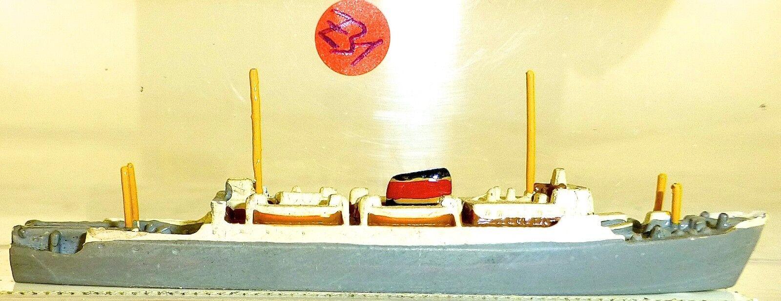 Gogol hansa 23 maqueta de barco 1 1250 shpz31 å