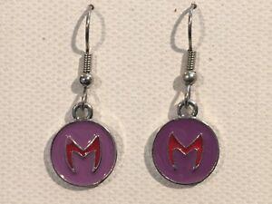 Wanda Maximoff Earrings