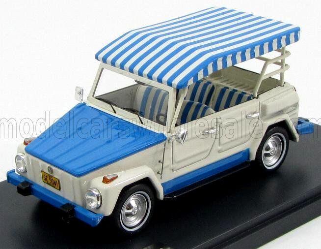 Merveilleux MODELCAR VW TYPE 181  LA CHOSE  ACAPULCO Brésil 1971 - 1 43 - Lim. Ed.