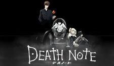 150 Death Note PLAY MAT CUSTOM PLAYMAT ANIME PLAYMAT FREE SHIPPING
