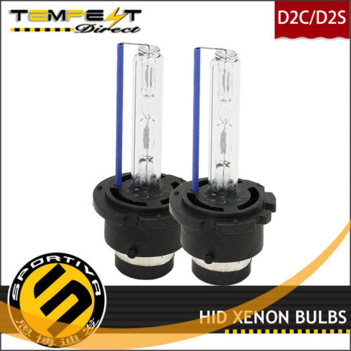 1997-2005 BMW 500 Series HID Xenon D2S Headlight Factory Replacement Bulb Set
