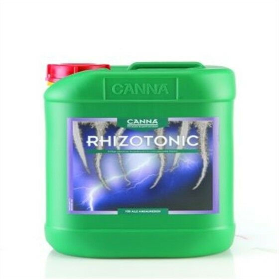 Canna rhizotonic 5-l plantas-fertilizantes npK creció raíz-estimulador grow jardinería
