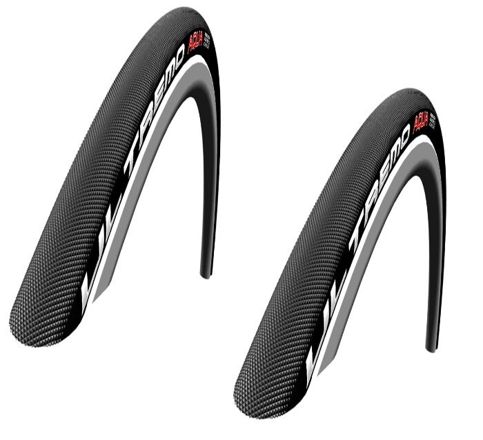 X2 Schwalbe Bicycle Ultremo Aqua Bike Tire 23-622  700 x 23C HD Speed Guard HS026  online shopping sports