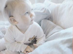 Baby bettdecken set 2 tlg. 80x80 35x40 stubenwagen beistellbett
